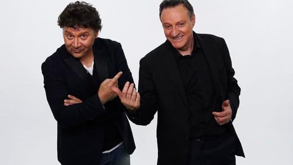 D'Angiò e De Luca portano TeleGaribaldi sul palco del Cimarosa