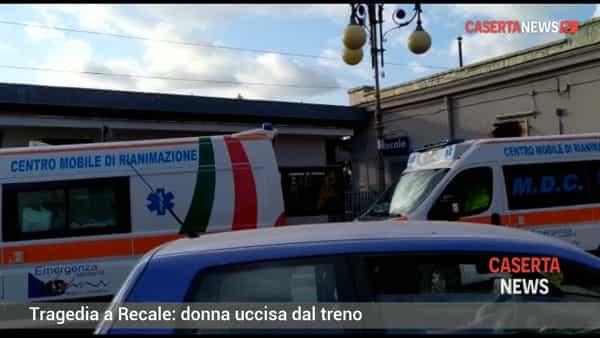 Travolta dal treno: la vittima è una donna di 40 anni | VIDEO