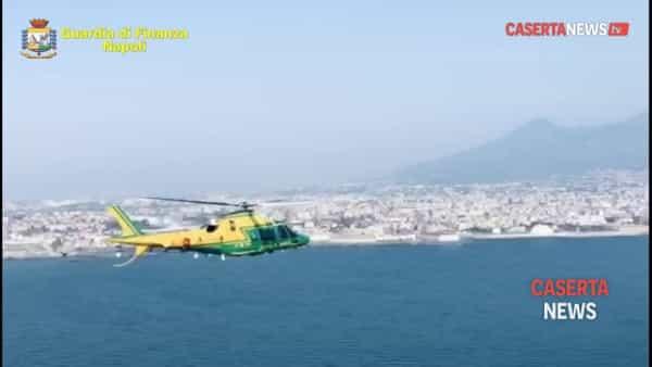 La bomba ecologica ripresa dall'elicottero: così si è rischiato il disastro ambientale | VIDEO