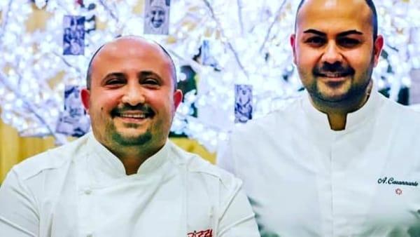 Lo chef stellato ospite della pizzeria Doro Gourmet