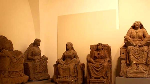 Le meraviglie della Campania Felix:  visita guidata gratuita al Museo Campano