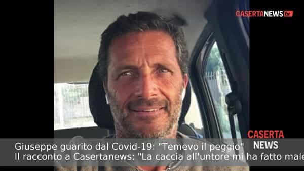 """Giuseppe è guarito dal Covid-19 e si racconta a Casertanews: """"Temevo il peggio. La caccia all'untore ha fatto male"""""""