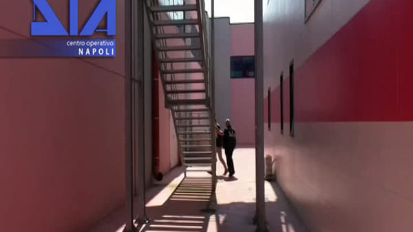 Blitz della Dia, maxi sequestro all'imprenditore vicino ai Casalesi | VIDEO