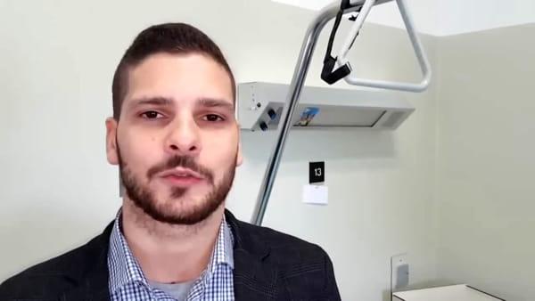 Carabiniere casertano ferito nella sparatoria dimesso dall'ospedale | IL VIDEO
