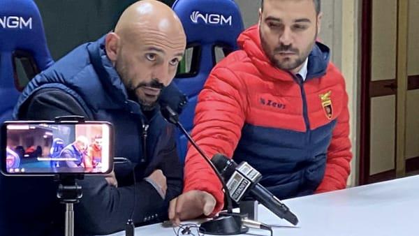 """Ginestra mastica amaro per la mancata vittoria: """"Abbiamo creato 10 occasioni da gol"""""""
