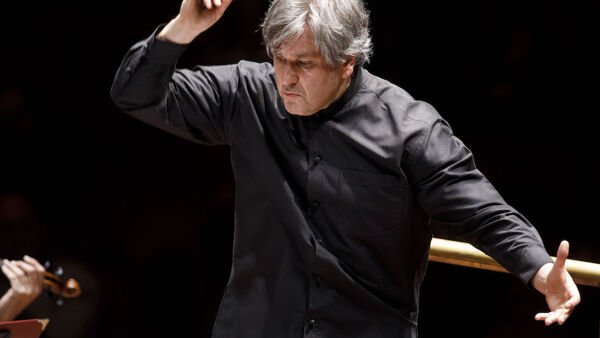 L'omaggio a Beethoven di Pappano apre Un'Estate da Re