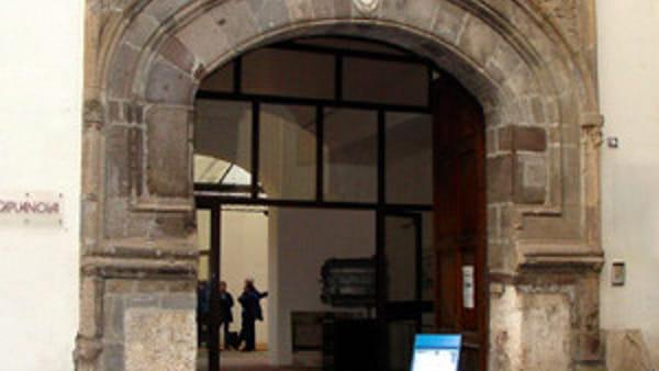 """""""Il Crociato alla battaglia"""": lo spettacolo a Palazzo Fazio"""