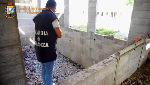 Scoperti i 'nuovi' veleni Lea, i rifiuti interrati nell'impianto abbandonato   IL VIDEO