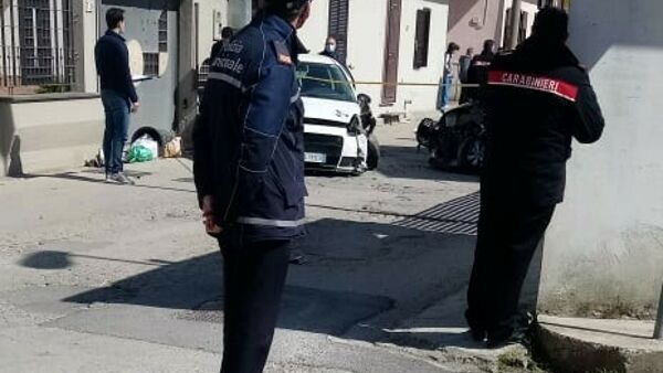 L'incidente a Frignano