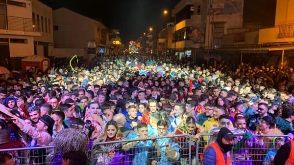 Il Carnevale 2020 di Villa Literno si allunga a 5 giorni