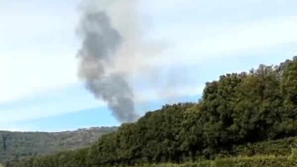 Evacuati i turisti dal parco della Reggia di Caserta I VIDEO