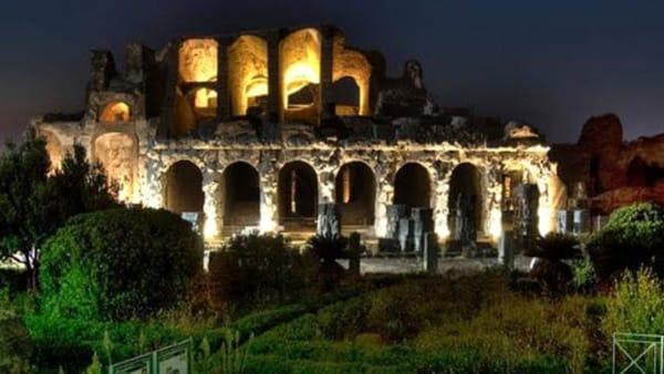 La Luna e la Storia: visite serali tra le bellezze di Santa Maria Capua Vetere