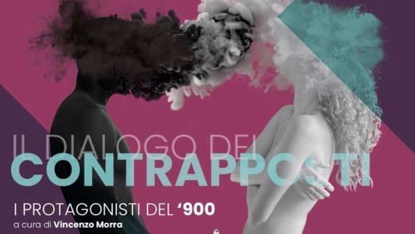 I capolavori dell'arte contemporanea in mostra alla Reggia di Caserta