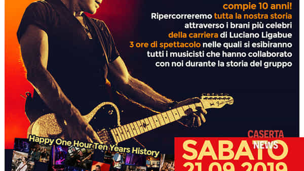 Full immersion nella musica di Ligabue