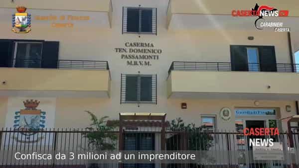 Il 'tesoro' in diamanti, case ed attività commerciale confiscato da finanza e carabinieri | VIDEO