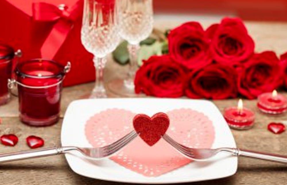 Una cena afrodisiaca 'fatta in casa' per San Valentino