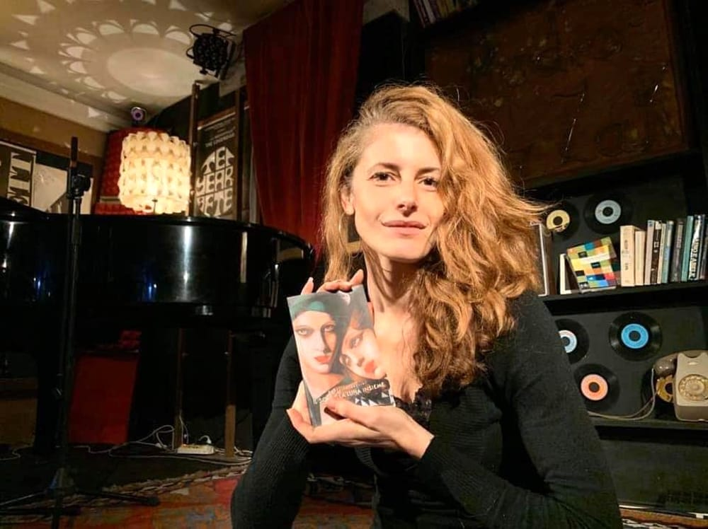 L'autrice Rossella Adelini
