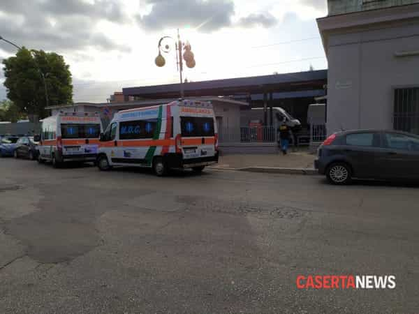 incidente morta stazione recale-2