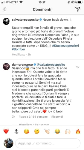 messaggio instagram marco d'amore-2